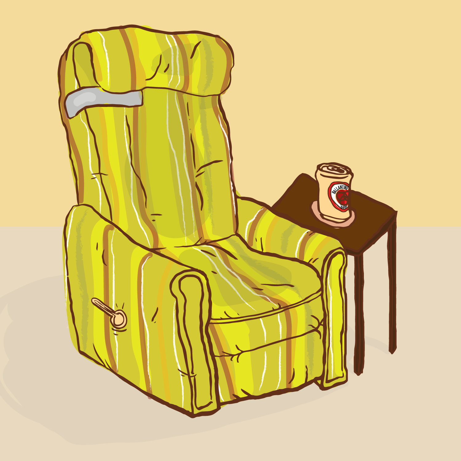 Marty's Chair