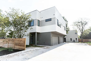 New Homes in Central Austin