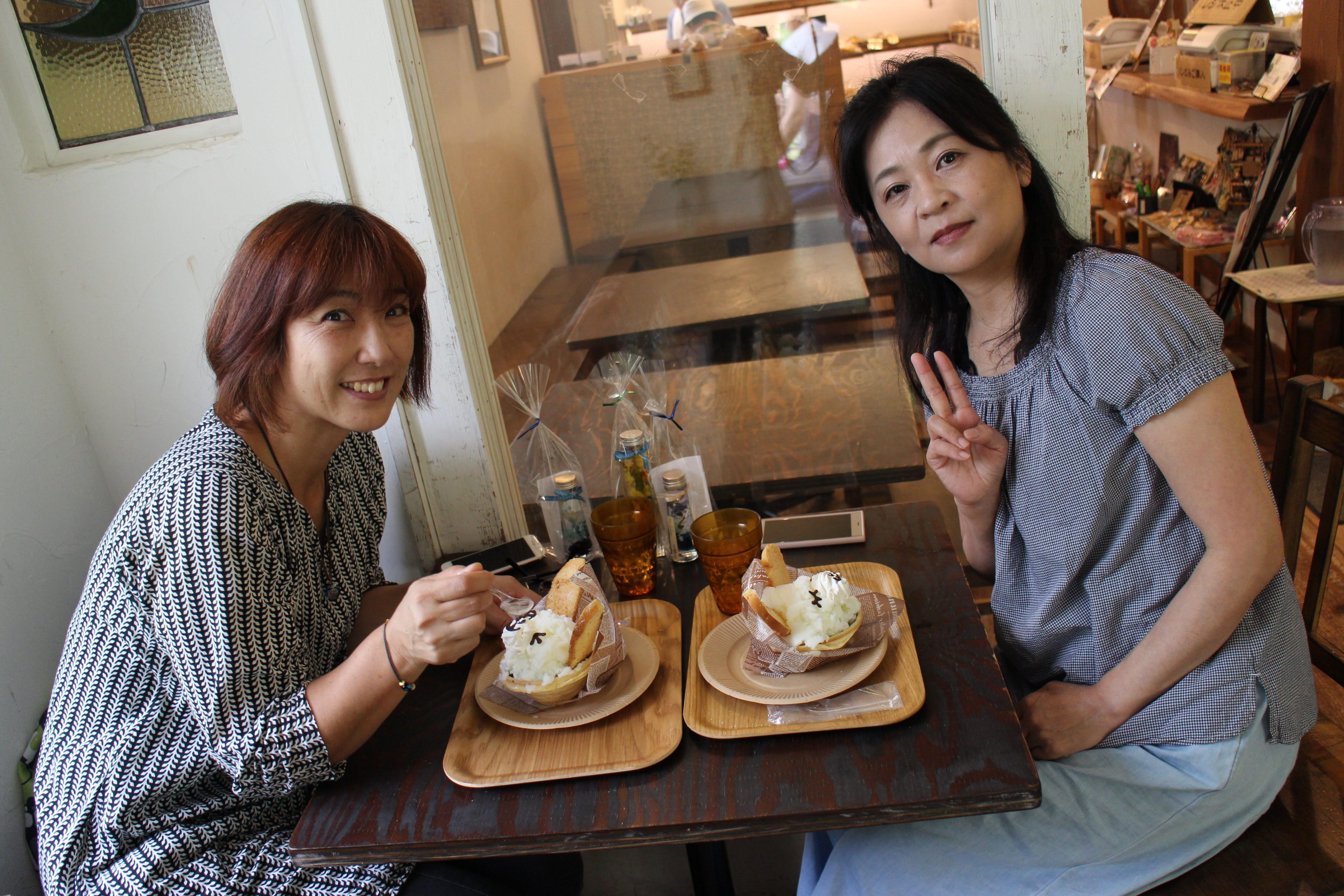 8/4ヤッ氷を食べよう!イベント