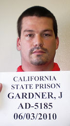 Gardner, CDC-4 booking, June  2010.JPG