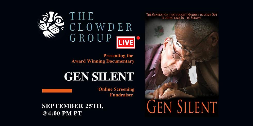 Online Screening Fundraiser