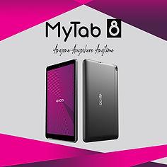 MyTab 8
