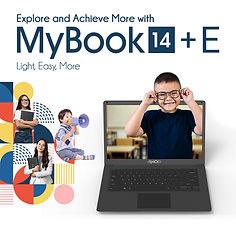 MyBook 14+E