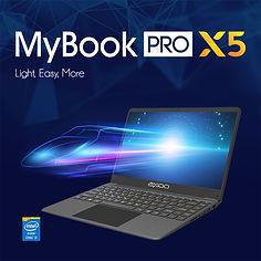 MyBook PRO X5