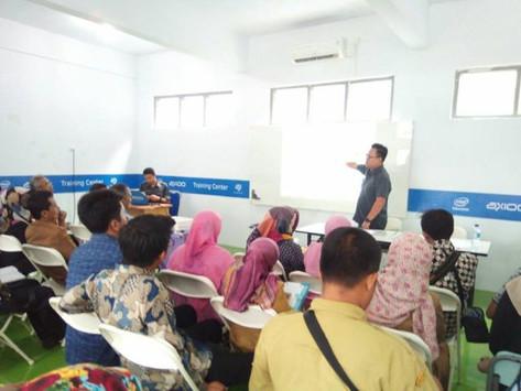 Kunjungan Calon SMK Binaan Axioo Ke SMK Rujukan Nasional Axioo