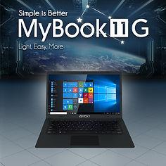 MyBook 11G