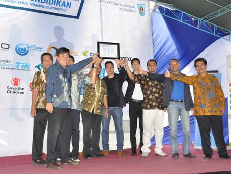Belasan CEO dari berbagai perusahaan perusahaan Singapura, Korea, Indonesia berkumpul di Semnas