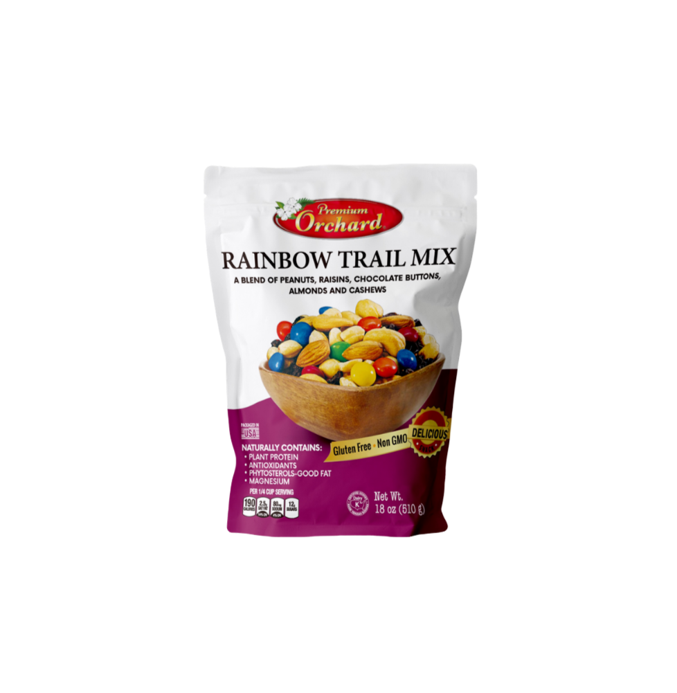 Rainbow Trail Mix