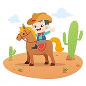 kid-riding-horse-vector-illustration-iso