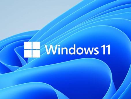 Windows 11 is here!!