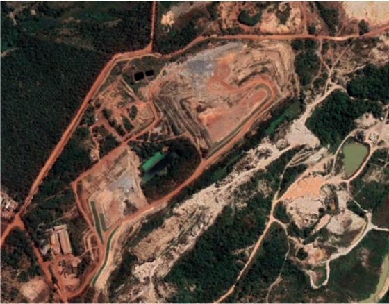 Aspectos Geológicos do Aterro Sanitário de Cuiabá - MT