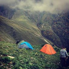 Nasz obóz Pankisi