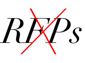 Why RFP's Are The Worst Way To Bid Out Your Business