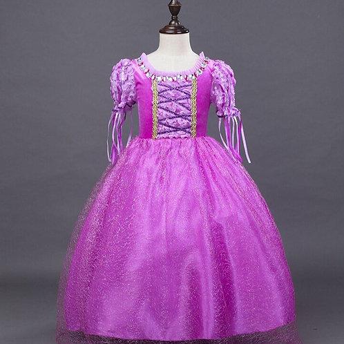 Deluxe Rapunzel Dress