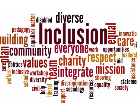 Inclusion, Diversity and Equality