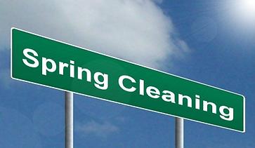 HR Spring clean 2021