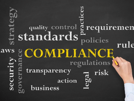 WHAT IS COMPLIANCE IN BUSINESS AND HR?