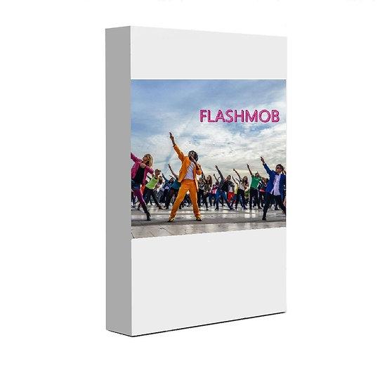 "Chorégraphie Flashmob ""Top of the World"""