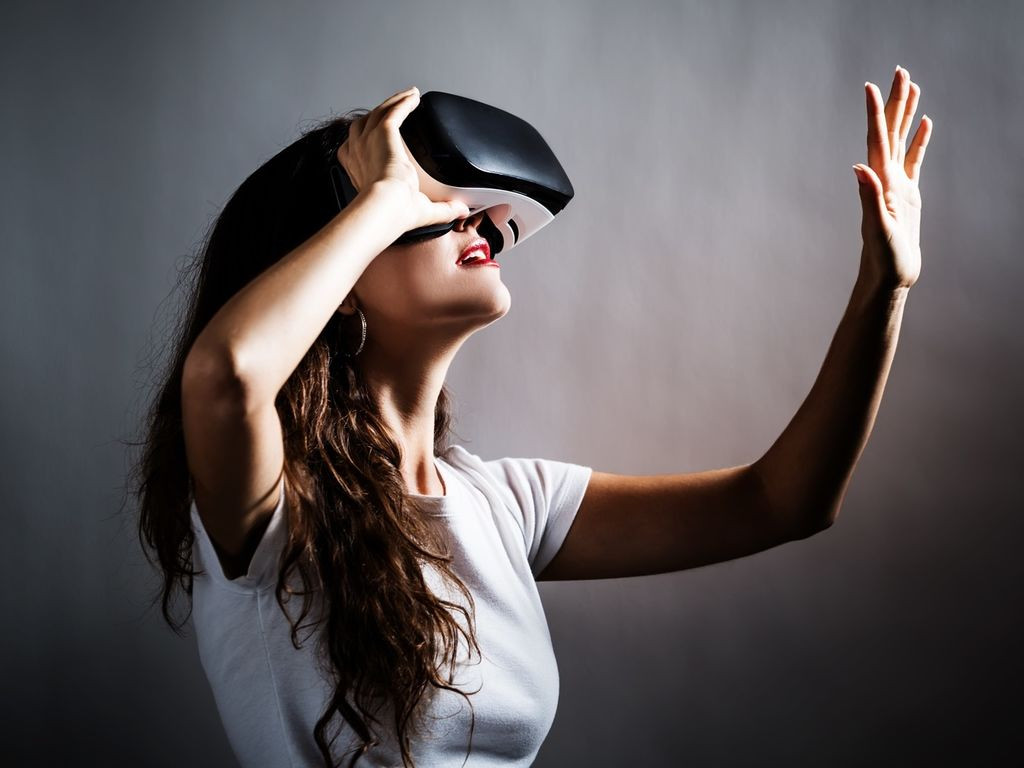 EXCLUSIF !!!! La réalité virtuelle