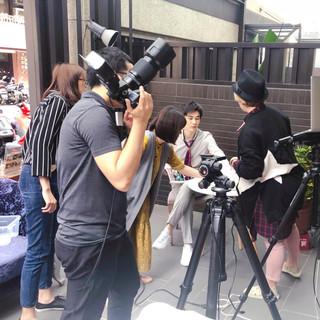 節目拍攝製作