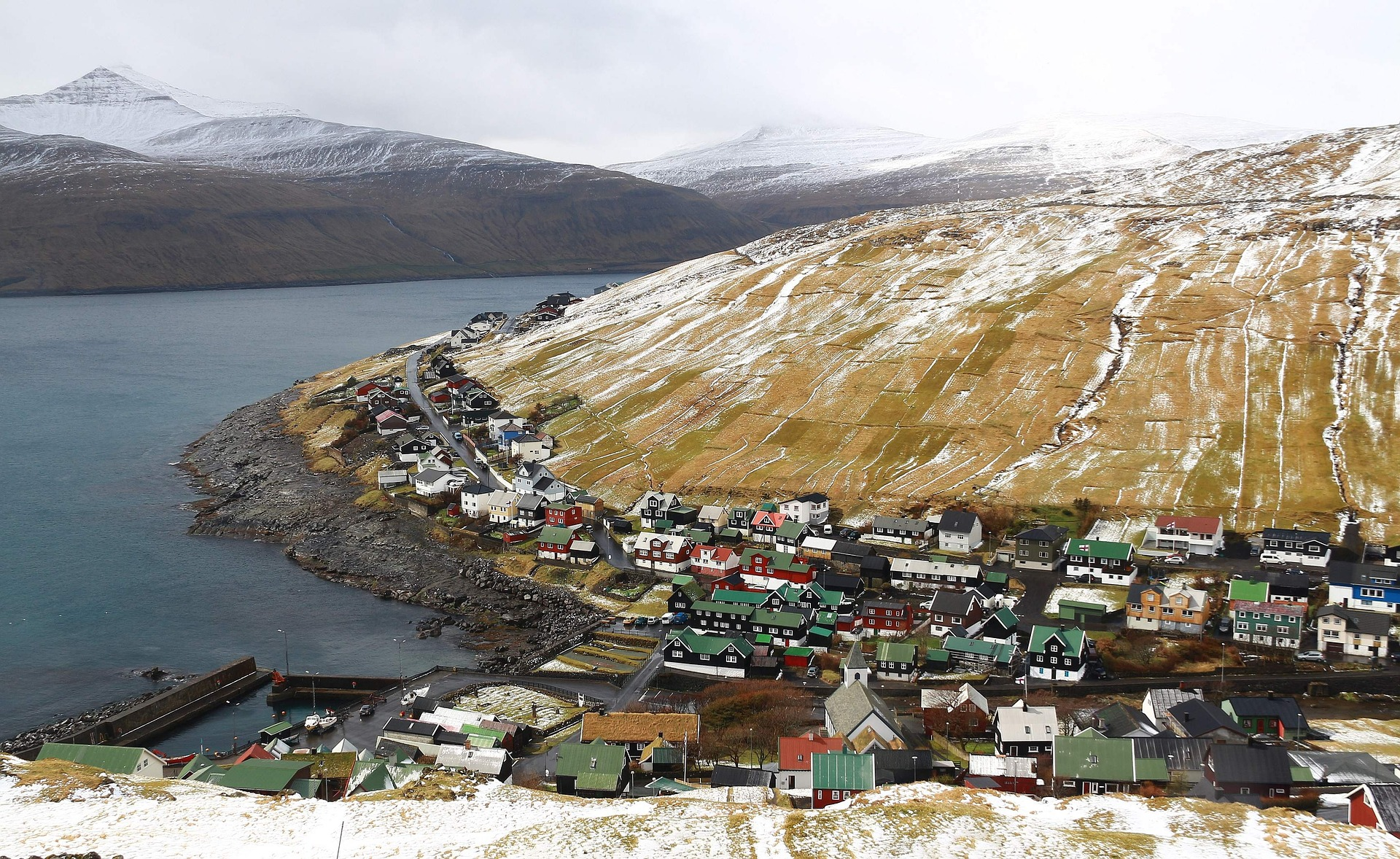 6. Faroe Islands