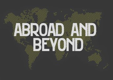 A blog on all things travel and globalisation. I live and travel around the world and document my experience along the way.