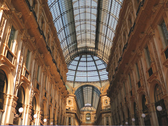 A WINTER WEEKEND IN ITALY, PART I. MILAN