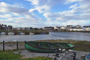 GALWAY CITY IN ONE DAY