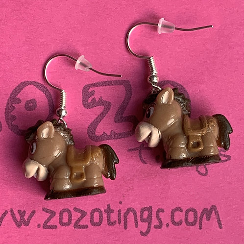 Toy Story Bullseye Earrings