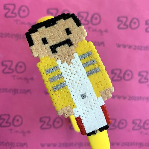 Freddie Mercury Pixel Headband