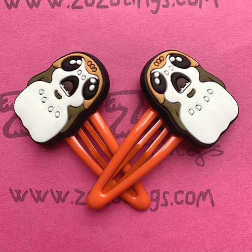 Star Wars Porg Snap Hair Clips