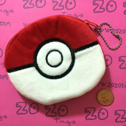 Pokemon Poké Ball Coin Purse