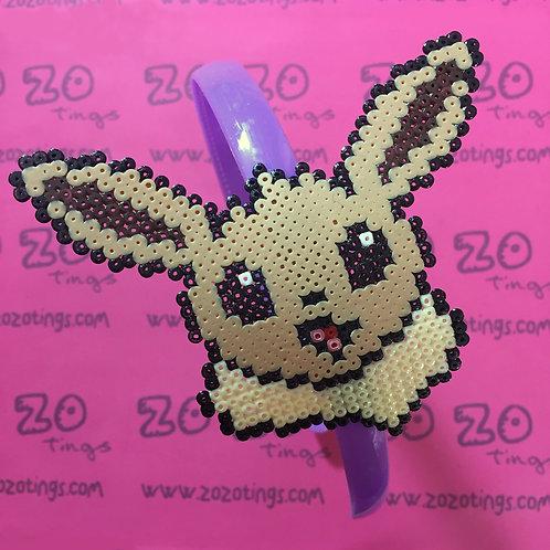 Pokemon Eevee Pixel Headband