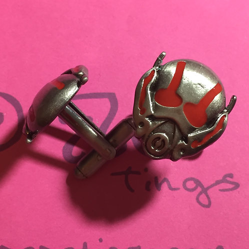 Ant-Man Metal Cufflinks