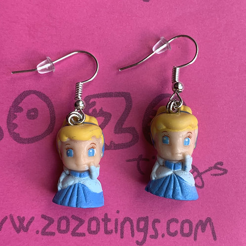Cinderella Earrings