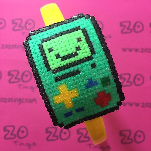Adventure Time BMO Pixel Headband