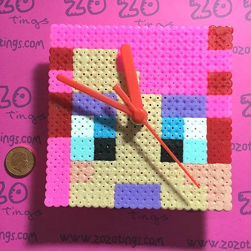 AmyLee33 Pixel Clock