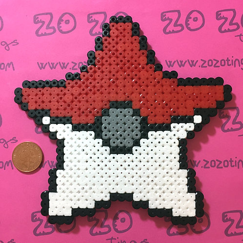 Pokemon Poké Star Christmas Tree Topper