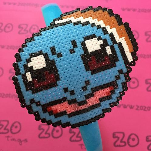 Pokemon Squirtle Pixel Headband