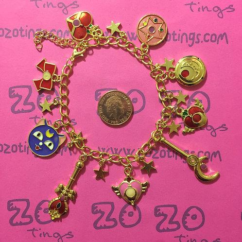 Sailor Moon Bracelet