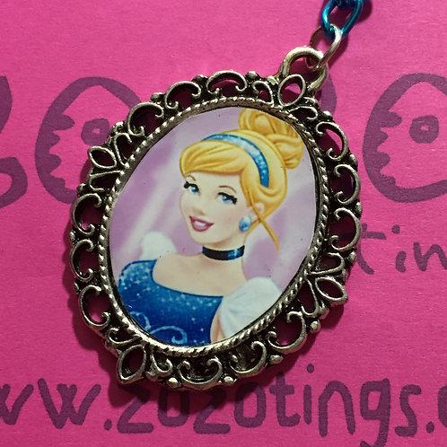 Cinderella Vintage Pendant