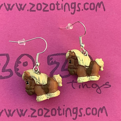 Beauty and the Beast 'Philippe' Earrings