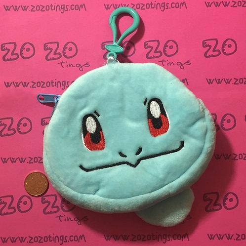 Pokemon Squirtle Maihoo Coin Purse