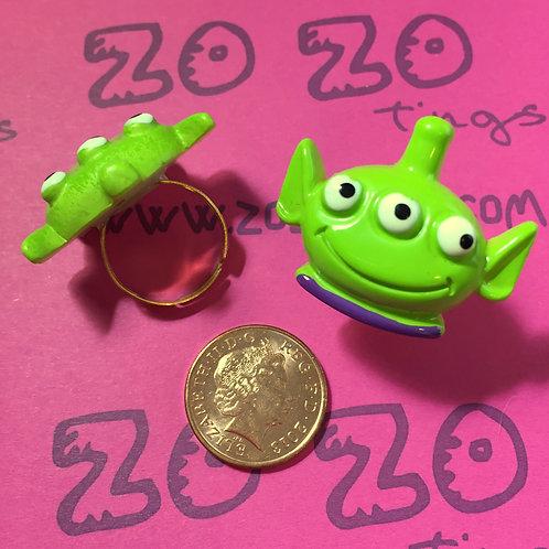 Toy Story Alien Rings