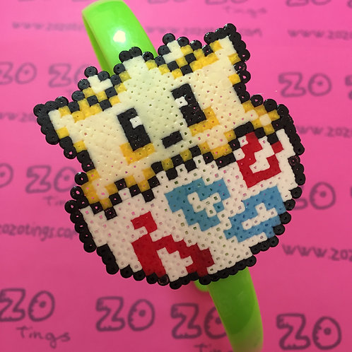 Pokemon Togepi Pixel Headband