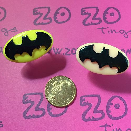 Batman Logo Rings