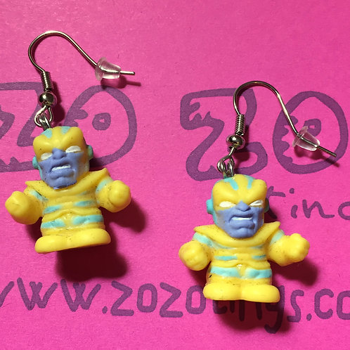 Thanos Squinkie Earrings