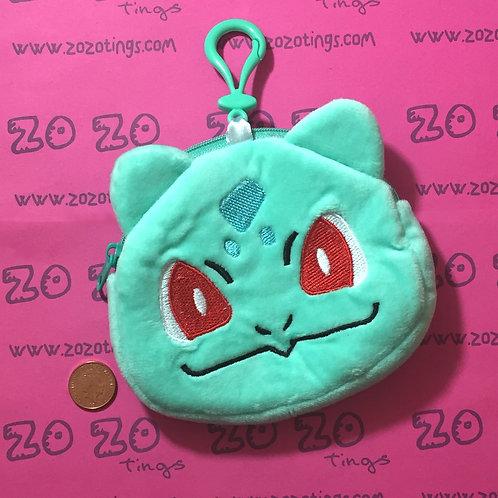 Pokemon Bulbasaur Maihoo Coin Purse