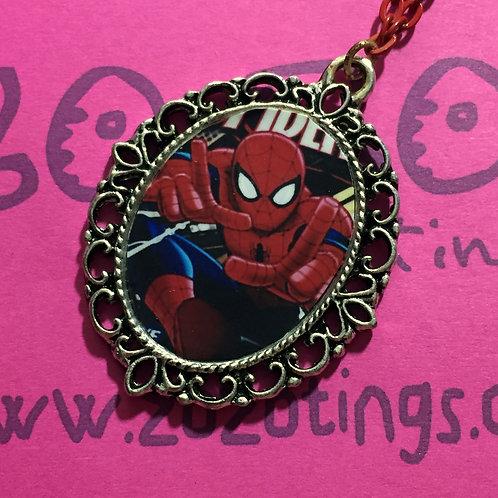 Spider-Man Vintage Pendant