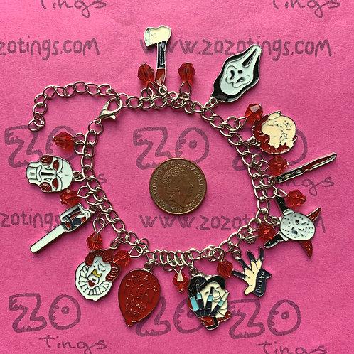 Scary Horror Bracelet